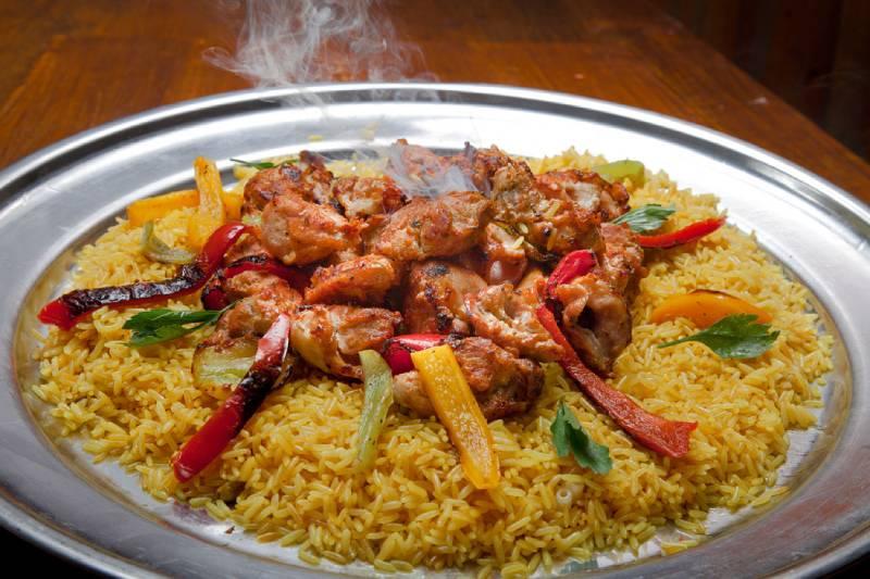 Machboos -  Cosa Mangiare a Dubai