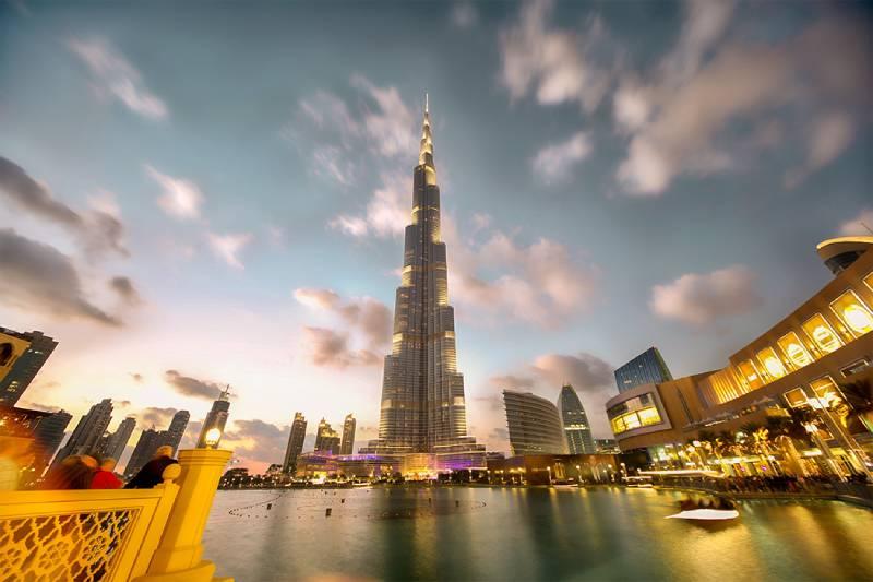 Burj khalifa - Attrazioni Dubai