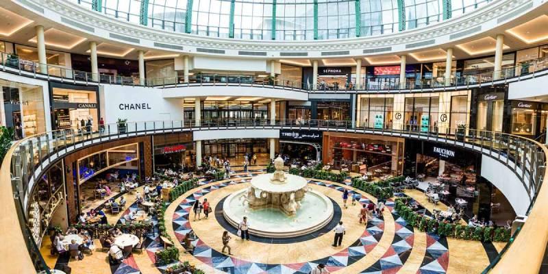 Emirates mall - Attrazioni Dubai
