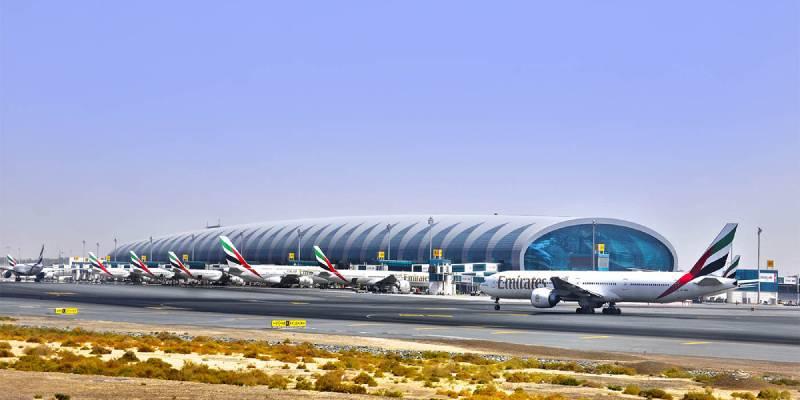 Aeroporto di Dubai DBX - Trasporti a Dubai