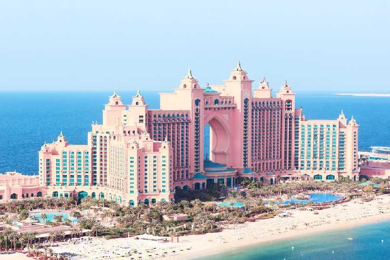 Atlantis The plam hotel Dubai