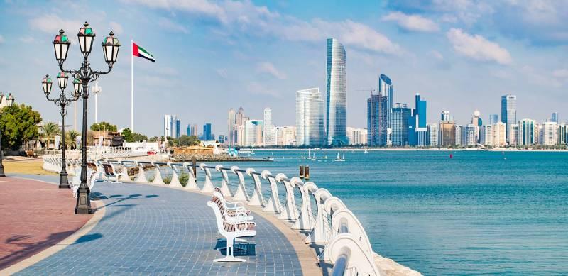 Cornich Abu Dhabi