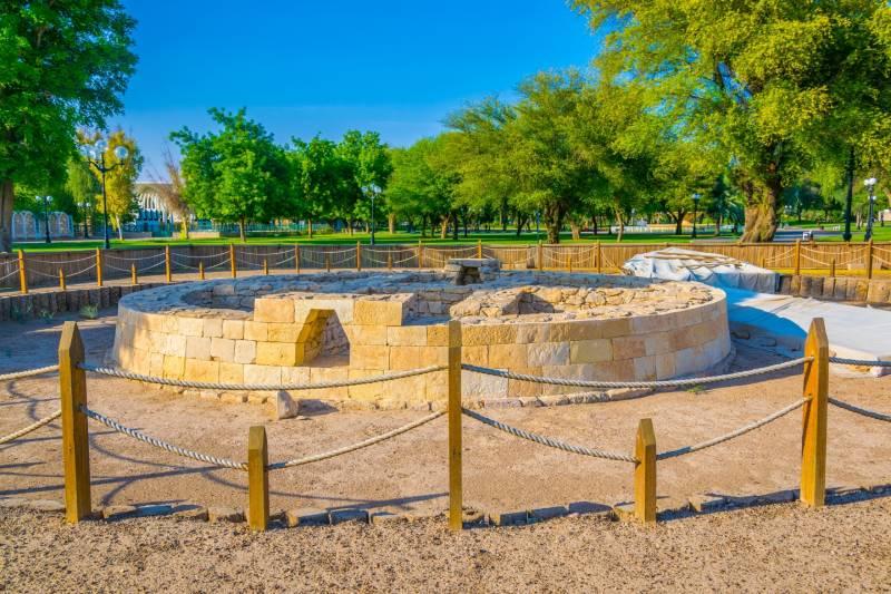 Parco archeologico di Hili
